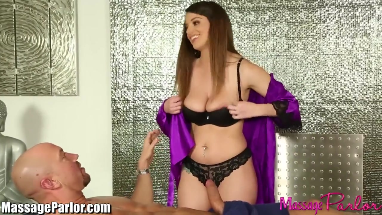 Busty massage parlor blowjob videos apologise that